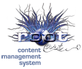 root art Content Management System